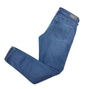 AG Adriano Goldschmied 27 Jeans Ankle Super Skinny